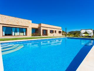 Finca with amazing views in Son Servera - Son Cervera vacation rentals