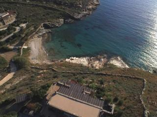 Greek Residence -  Beach serves as your Pool VM - Kea vacation rentals