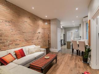 Renovated 3 + 1 Bedroom Plateau condo! - Montreal vacation rentals