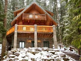 #47 - A rustic vacation home with modern charm! - Glacier vacation rentals