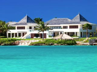 Luxury 10 bedroom Anguilla villa. Beachfront with spectacular views! - Anguilla vacation rentals