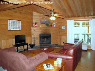Beautiful 2 bedroom Cabin in Townsend - Townsend vacation rentals