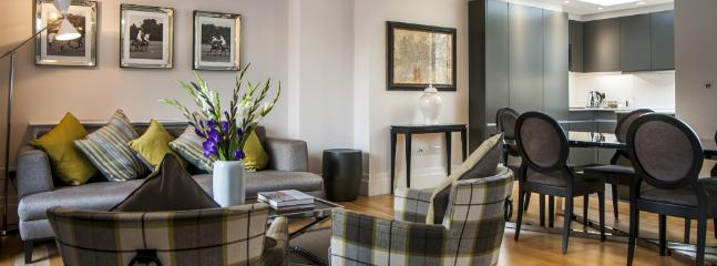 Mayfair 2 bed 2 bath Penthouse AC (4777) - Image 1 - London - rentals
