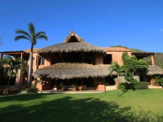 La Mariposa Luxury Beach Front Villa - Troncones vacation rentals