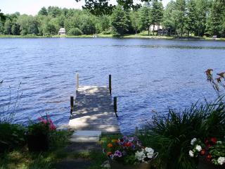 Lakefront Cottage with Dock, Deck and Patio - Madison vacation rentals