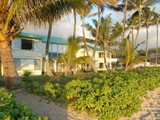 Beach front cottage with stunning views of sunrise - Hauula vacation rentals