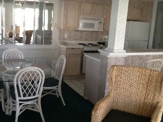 GROUND FLOOR CORNER 2 BEDROOM CONDO - Calabash vacation rentals