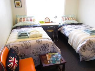 KIWI-RACCO B&B --  Guest Room 2 (Twin) - Rotorua vacation rentals
