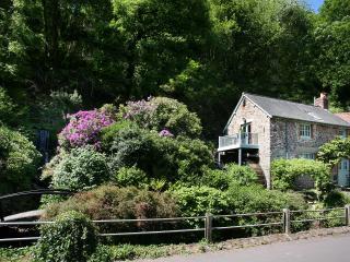 Charming 2 bedroom Porlock Cottage with Deck - Porlock vacation rentals