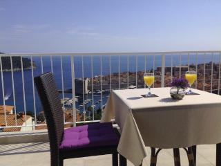 Luxury Apartment With Balcony & Sea View (a1) - Dubrovnik vacation rentals