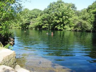 Quarry Crest House: Includes swimming rights to Little Parker quarry - Rockport vacation rentals