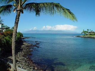 Oceanfront at Honokeana Cove! Unit #101-3 br 2.5 bath Townhouse. Sleeps 6. - Lahaina vacation rentals