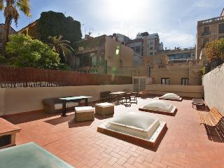 Jugendstilapt. m. Terrasse Paseo de Gracia (P) - Barcelona vacation rentals
