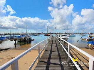South Bayfront Beauty - Serene & Spectacular Balboa Island 5 BR, 4.5  BA Home - Newport Beach vacation rentals