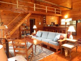 "Adirondack Getaway at ""Westward"" - Severance vacation rentals"