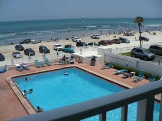 Spectacular Views Ocean Front Condo - Daytona Beach vacation rentals