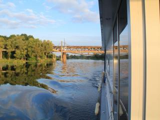 Houseboat Finland: Houseboat DeLuxe 42 m2 / 6 pers - Jyväskylä vacation rentals