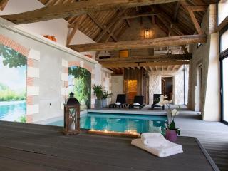 "La Cressonnière Spa - Chambre ""AMBRE"" - Soissons vacation rentals"