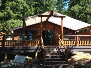 Log Cabin Rental Shawnigan Lake - TheCabinClub - Shawnigan Lake vacation rentals