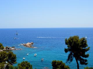 Tossa del mar Estudio con vistas al mar y piscina - Tossa de Mar vacation rentals