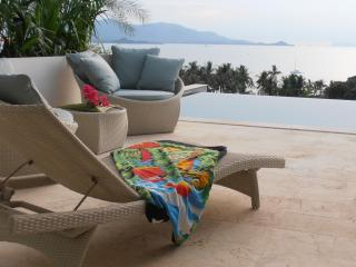 New luxury sea view villa,   Choeng Mon beach - Choeng Mon vacation rentals