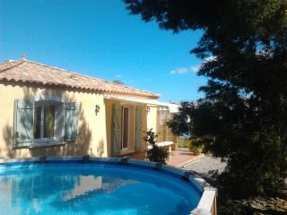 Cice house in the south of France with pool - Moux vacation rentals