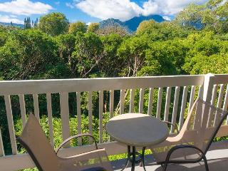 Affordable studio, ocean view, short walk to Hideaways Beach and St Regis - Princeville vacation rentals