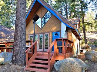 3BR/2BA North Lake Tahoe Chalet with Creek, Sleeps 6 - Incline Village vacation rentals