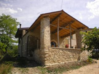 Cozy Farmhouse Barn with Hot Tub and Microwave - Cazzano Tramigna vacation rentals