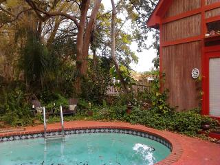 Furnished  Pool Cottage, nr. Gulf , airport - Clearwater vacation rentals