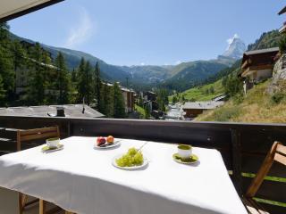 Haus Sonnheim 2 bedroom apartment - Zermatt vacation rentals