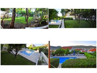 Lovely apartment with terrace and swimming pool - Trogir vacation rentals