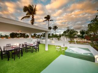 Beach Front Penthouse Condo with Roof Top Terrace - Bavaro vacation rentals