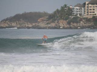 Ocean Front Condo - Puerto Escondido vacation rentals