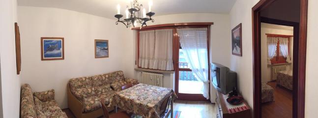 Romantic 1 bedroom Condo in Bardonecchia with Long Term Rentals Allowed - Bardonecchia vacation rentals
