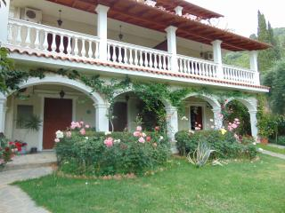 Luxury  studio near the beach  2-3 p,shared pool - Agios Gordios vacation rentals