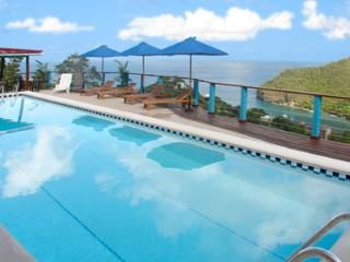 Charming Villa with Internet Access and A/C - Marigot Bay vacation rentals