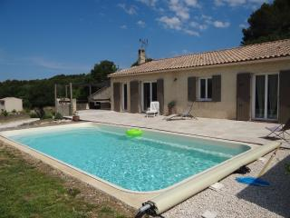 Nice Villa with Internet Access and Outdoor Dining Area - Venelles vacation rentals