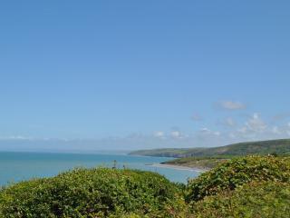 2 Bed (Sleeps 5) Sea Views, Beach Location - New Quay vacation rentals