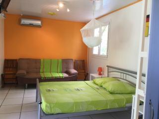 Le TI-perroquets de TIVAL-LOCATION - Guadeloupe vacation rentals