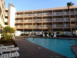 2145 Furnished beach front condo with kitchenette - Corpus Christi vacation rentals