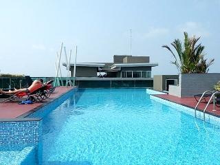 The Gallery Condo Jomtien. Beautiful studio D60. - Pattaya vacation rentals