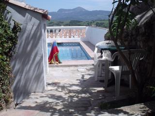 restored village house with wonderful views, small - Jimena de la Frontera vacation rentals