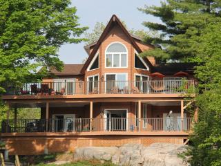 Beautiful Lakefront Cottage on Bobs Lake - Maberly vacation rentals
