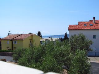 Two bedroom apartment in town of Krk - Krk vacation rentals