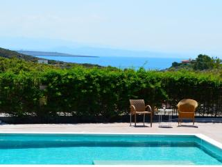 Big Villa,private pool sea view close to the beach - Tersanas vacation rentals
