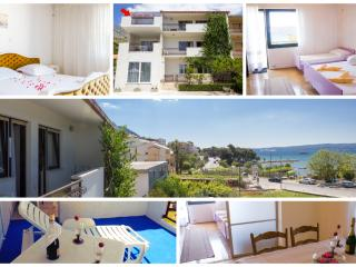 Blue sea view apartment, Duce - Duce vacation rentals