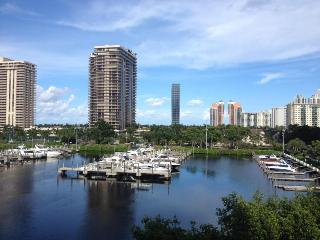 Yacht Club Condo with Water View! - Aventura vacation rentals