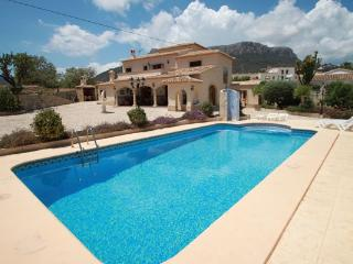Sala I - family-friendly holiday house in Calpe - Calpe vacation rentals