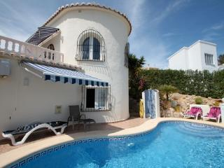 Fina - two story holiday home villa in Benitachell - Benitachell vacation rentals